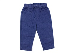 Noa Noa Miniature bukser denim dark blue